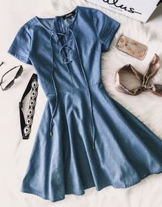 Very simple but cute dress