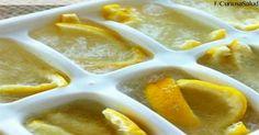 Después de ver lo que pasa, vas a congelar los limones por el resto de tu vida! – Curiosa Salud