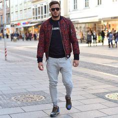 "Philippe Gazar on Instagram: ""Today's post is already online my friends ✌️ camo sneakers + camo jacket  www.philippegazar.com"""
