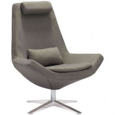 modern olive green fabric swivel lounge chair bruges