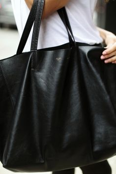 8200caece15 ZsaZsa Bellagio Big Black Purses, Black Bags, Celine Tote Bag, Celine  Handbags,