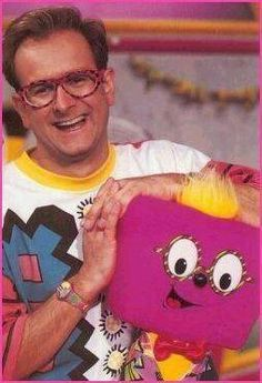 Timmy Mallet, oh the memories! Wacaday!