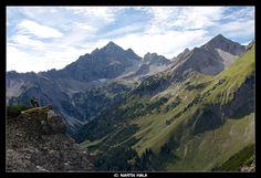 Jubiläumsweg - Eine Wanderung in den Allgäuer Alpen - Allgäuer Alpenblog