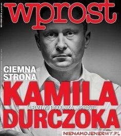 Wprost i Kamil Durczok w aferze z molestowaniem