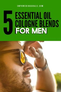 5 essential oil cologne blends for men a DIY project that is perfect for fathers day and all natural with essential oil blends. essential oil recipes included to make these essential oil roller bottles. Essential Oil For Men, Juniper Berry Essential Oil, Cardamom Essential Oil, Cypress Essential Oil, Oils For Men, Making Essential Oils, Sandalwood Essential Oil, Cedarwood Essential Oil, Essential Oil Perfume