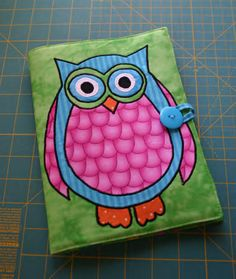 What a Hoot! Journal Cover