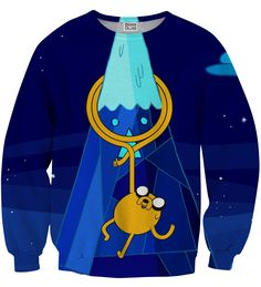 Mountain Jake sweater, Mr. GUGU & Miss GO