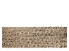 Rohan Woven Jute Runner 66 x Soft Pink Jute, Tapis Design, Home Carpet, Wool Runners, Black Rug, Wooden Flooring, Soft Furnishings, Decoration, Off White