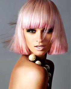 Pretty Darn Cute! Would Look Amazing On My Beautiful, Fun Loving Friend Lyndsey Preston <3 via hair.allwomenstalk.comChin Length Looks