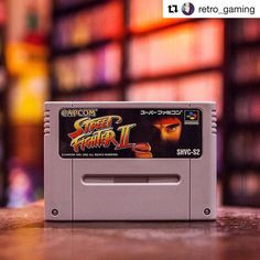 #Repost @retro_gaming with @repostapp  Here's a game for the Super Famicom that is also part of the #RGGiveaway! Street Fighter II :D Don't forget to enter the charity #giveaway competition to be able win this and a whole lot of other cool stuff!  #Nintendo #SuperFamicom #SFC #SNES #StreetFighter #RetroGames #RetroGaming