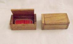 USB Box (Oak) - Citch