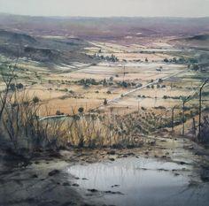Pablo Ruben Lopez Sanz - Watercolor