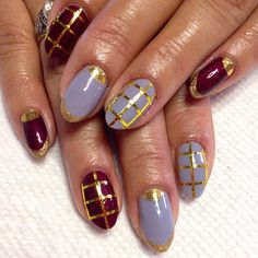 #astrowifey / caged nail