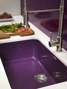 stainless steel mosaic tile purple glass mosaic kitchen backsplash