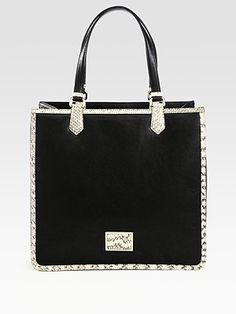 Marc by Marc Jacobs Sami Tote   #SaksLLTrip.
