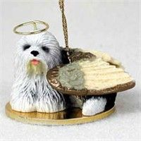 Old English Sheepdog Christmas Ornament Angel: Nothing beats the exceptional look and quality of our Old… #USAOnlineShopping #USAShopping