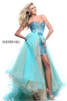 YES times a million to this Sherri Hill dress