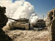 Сирия в огне - Военный Информатор.