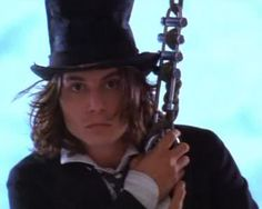 Bennie & June- Johnny Depp's character inspires me in this movie.