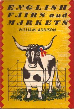 'english fairs and markets' (illustration by barbara jones)