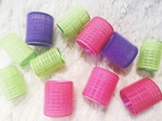 How To Use Velcro Hair Rollers — Because These Old School Gems Should Be Your New BFF | Bustle