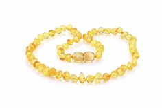 Ariz Products Baltic Amber Teething Necklace, Natural Pain Relief, Beaded Bracelets, Jewelry, Products, Jewlery, Jewerly, Pearl Bracelets, Schmuck
