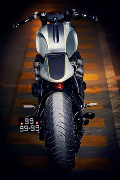 Yamaha XJR 1200 by it roCkS!bikes   Silodrome