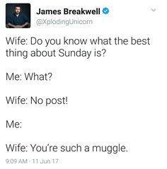 I'm that wife but I'm twelve