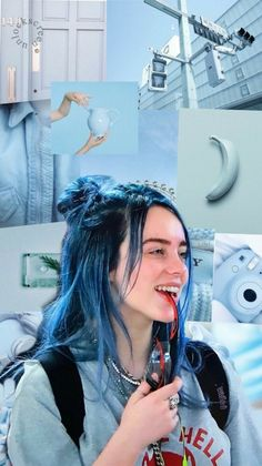Billie eilish, cute wallpapers e iphone wallpaper Wallpapers Android, Cute Wallpapers, Billie Eilish, Power Girl, Vsco, Girly, Her Music, Foto E Video, Sexy Outfits
