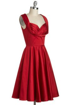 Aisle Be There Dress in Rose, #ModCloth