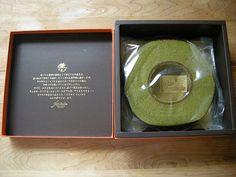 Green Tea Baumkuchen from Mon ChouChou