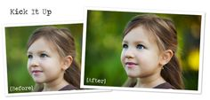 simple method to pop color in your image without making it too contrasty