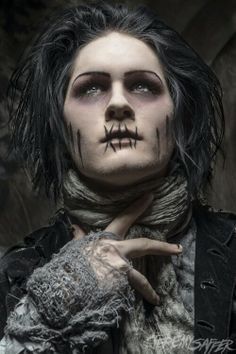 Motionless in White (Devin Ghost)
