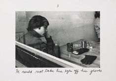 (3) The pleasures of the glove 1974 by Duane Michals