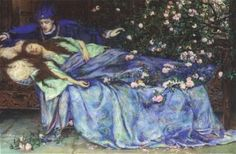 La bella durmiente - Thomas Ralph Spence