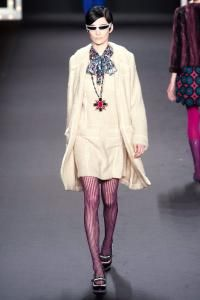 Anna Sui Fall 2013 RTW Collection