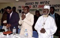 Casamance: Décès de Bertrand Diamacoune