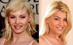 21 Celebrities And Their P0rnstar Doppelgangers - Likes