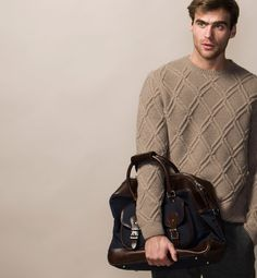 Cultures Hommes: Massimo Dutti Sac de voyage Limited edition