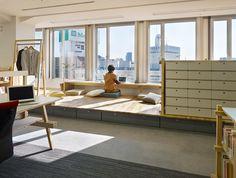 suppose design office 渋谷のオフィス