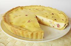 Sonkás, sajtos pite