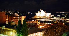Sydney Harbor, via Flickr.