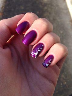 San Valentino nails