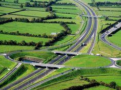 Cerramos financiación para ampliar red autopistas de Escocia Central