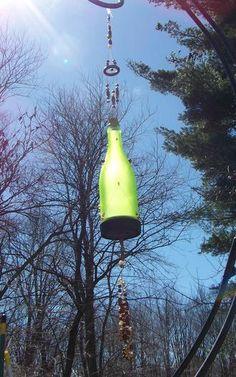Green Floating Solar Ligh... - Nature's Momma Bear | Scott's Marketplace