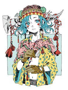 art, fanart, and game image Art Sketches, Art Drawings, Arte Van Gogh, Japon Illustration, Anime Artwork, Character Design Inspiration, Illustrations And Posters, Aesthetic Art, Manga Art