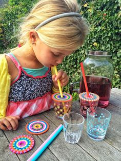DIY: Nooit meer beestjes in je limonade-deksels #diy