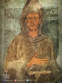 St Francis of Assisi (Italian, - is the founder of the Franciscan Order, and co-patron saint of Italy. His feast is October Religious Images, Religious Art, St Francis Assisi, Jean Paul Ii, United Church Of Christ, St Clare's, San Francisco, Patron Saints, Ancient Art