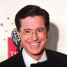 Happy birthday, Stephen Colbert! geni.com/Qnkll
