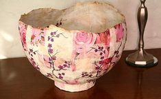 Paper mache Bowl | Flickr - Photo Sharing!